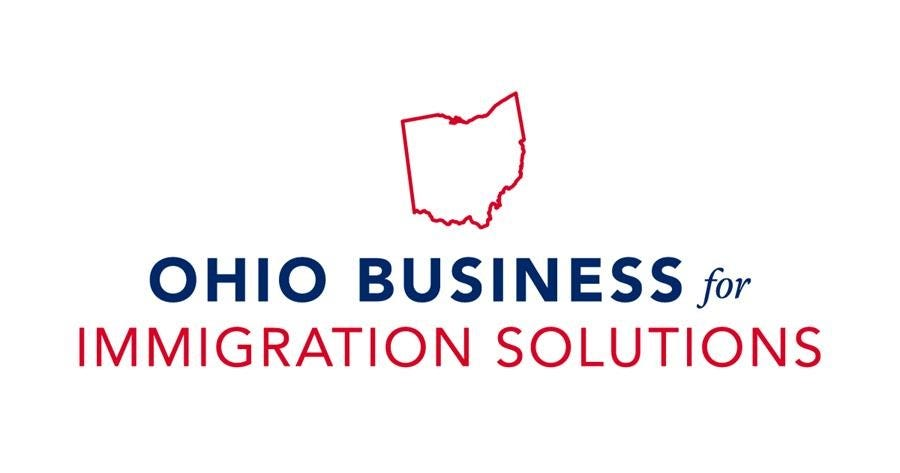 Ohio Business for Immigration Solutions Logo