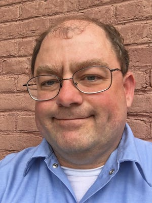 James Hall is the new site administrator for the Erie Maritime Museum.