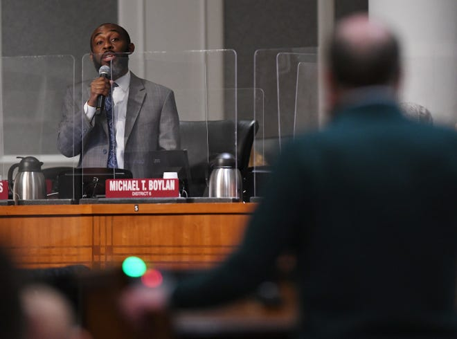 Jacksonville City Council member Garrett Dennis will serve as chairman of the special committee that will put together a redrawn map of City Council district based on the 2020 Census.