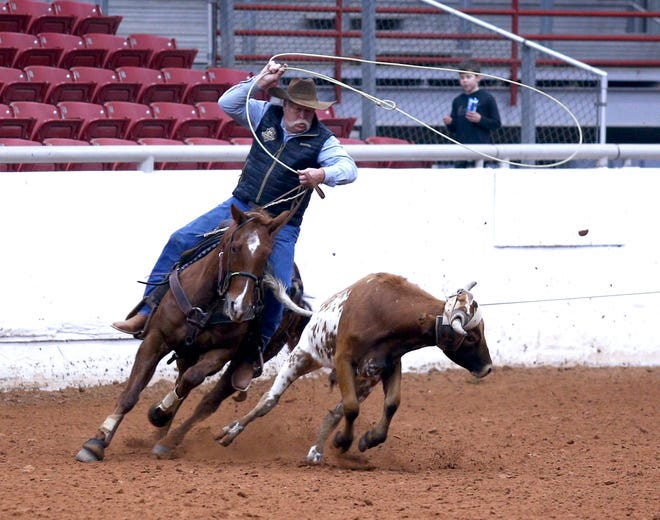 The Somervell County Expo Center was busy last week with VIP Team Roping Competition, and for the majority of the month of December, the Expo Center will be home to many events including the Las Vegas Stars Roping and Patriot competitions as well as a Western wear expo and art expo running now until Dec. 13.