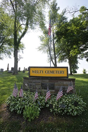 Brewster officials are considering legislation that aims to accept a transfer of Welty Cemetery to the village. The issue is up for second reading consideration by Village Council on Monday.