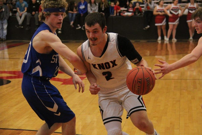 Daily Express file photo of Knox County's Conner Hayes.