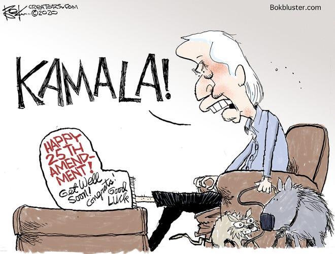 Today's editorial cartoon (Dec. 4, 2020)