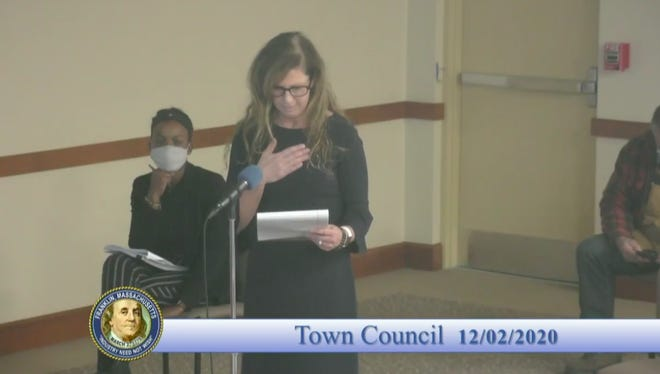 """""""I have read through these emails hundreds of times,"""" said Town Collector/Treasurer Kerri Bertoneon Wednesday night during a meeting revealing how the town initially lost over $522,000 in a spear phishing attack. In August, she fell victim to a """"sophisticated cyber fraud spear phishing attack,"""" which resulted in her wiring over $522,000 to the fraudster."""