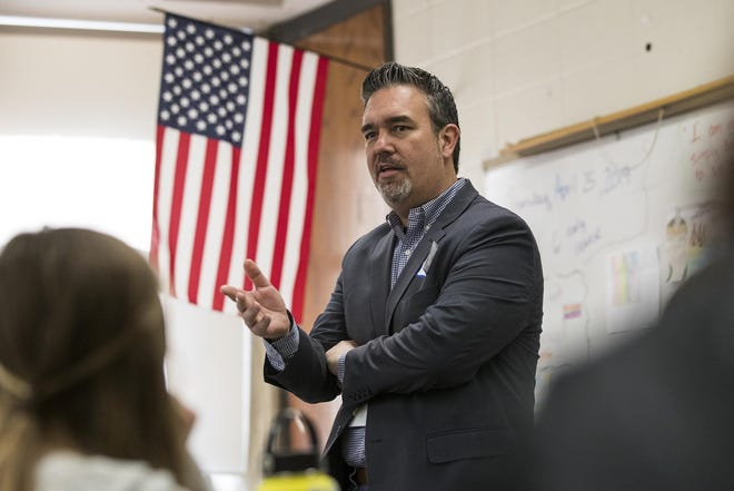 Framingham Superintendent of Schools Robert Tremblay says his district will not engage with remote learning this year.