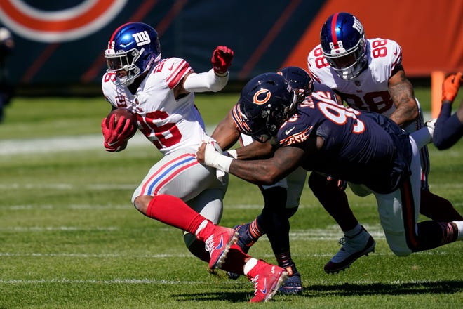 Running back Saquon Barkley should be back for the New York Giants when they visit the Dolphins in 2021. Barkley injured his ACL against the Chicago Bears last September.
