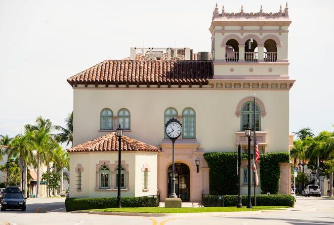 Palm Beach Town Hall July 23, 2019 in Palm Beach. [MEGHAN MCCARTHY/palmbeachdailynews.com]