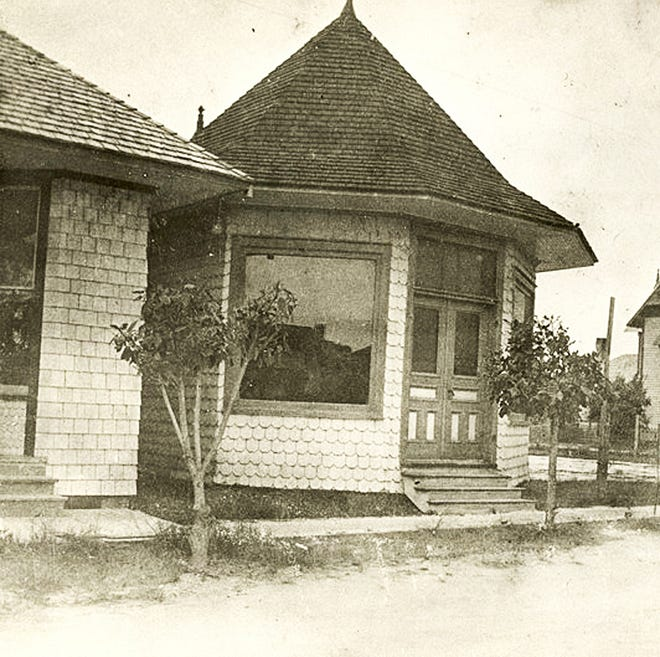 The Dade County State Bank, Palm Beach's first bank, opened on May 1, 1893.
