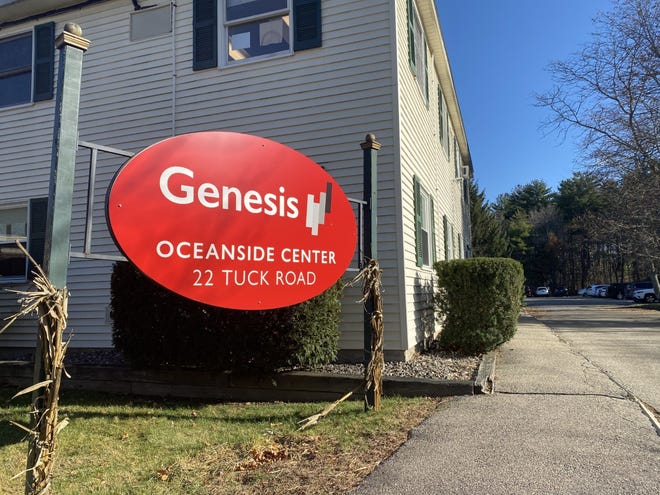 Oceanside Center in Hampton is experiencing a COVID-19 outbreak, with 43 residents and 28 staff members testing positive for the virus.