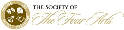 The Society of the Four Arts Logo