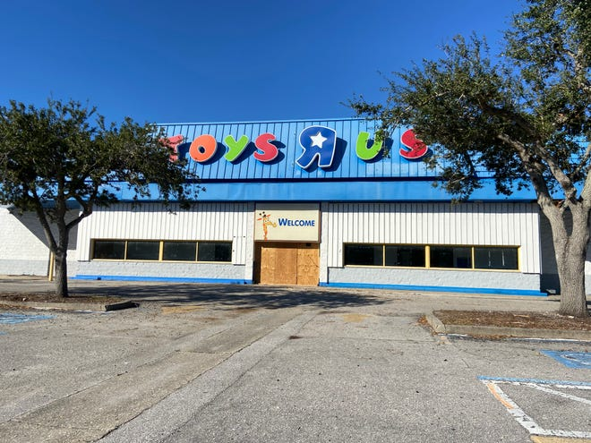 The former Toys 'R' Us at 512 Cortez Road W. in Bradenton was sold in July for $3.5 million. Plans on file with Manatee County call for a self-storage facility.