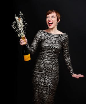 "Carole J. Bufford is popping the champagne for ""Vintage POP!"" the cabaret show will reopen one of Florida Studio Theatre's two mainstage spaces in March."