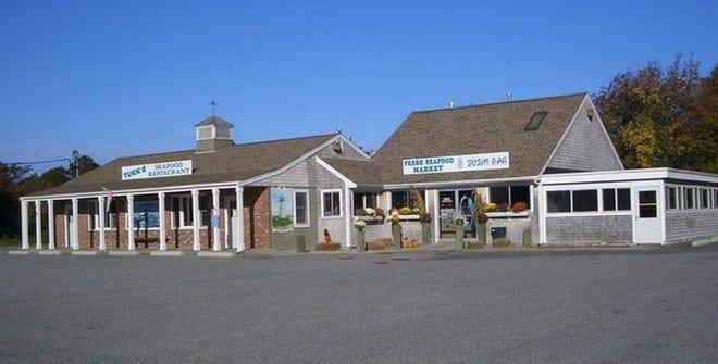 Turk's Seafood restaurant in Mattapoisett.
