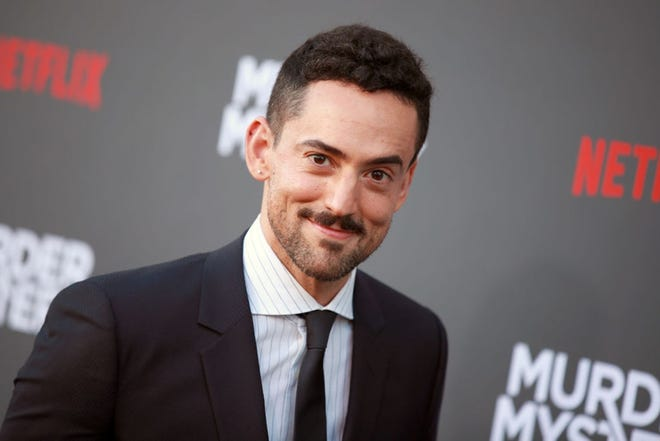 "Luis Gerardo Mendez stars in ""Half Brothers."""