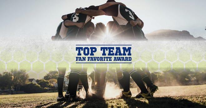 Top Team Fan Favorite