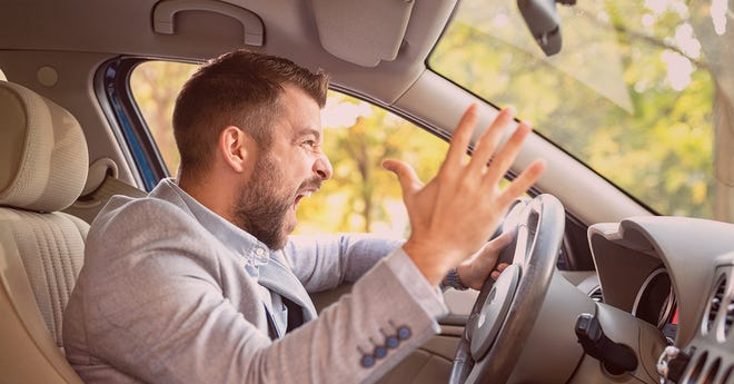 AAA urges motorists to keep their cool as research shows differences between men and women regarding aggressive driving behavior.