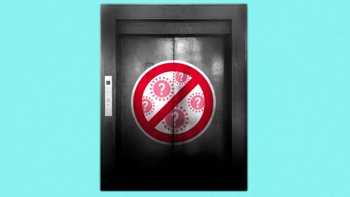 Do self-cleaning elevator buttons really work?