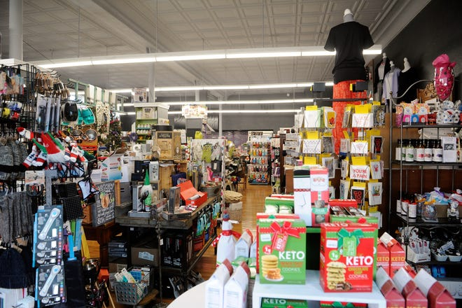 Capers Emporium is a kitchen store, gift store and more. You'll find everything from small appliances to fresh baked goods to funny socks in this New Harmony shop.