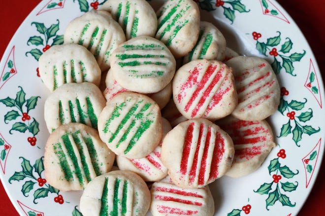 Easy to make. Delicate in texture. Subtle in flavor. Kysiak Christmas Nuggets are an old world treat worthy of today's cookie exchanges.