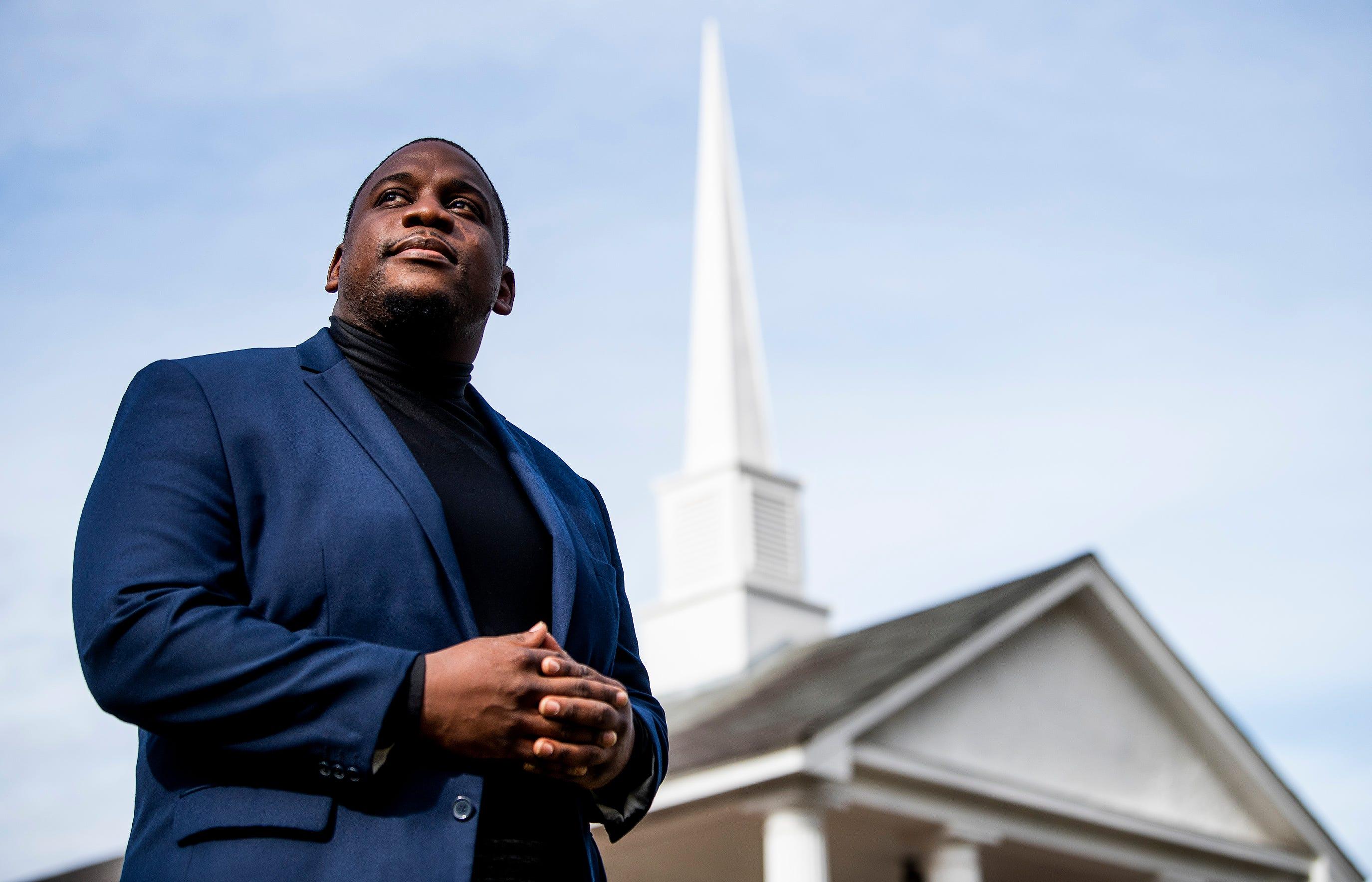 Pastor Richard Williams