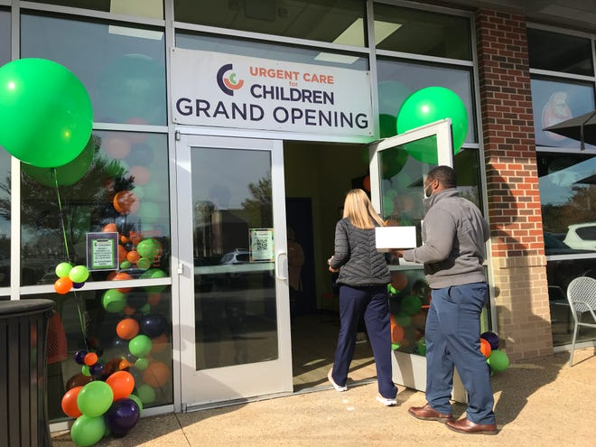 Urgent Care for Children opened its first Montgomery location this week at 1470 Taylor Road.