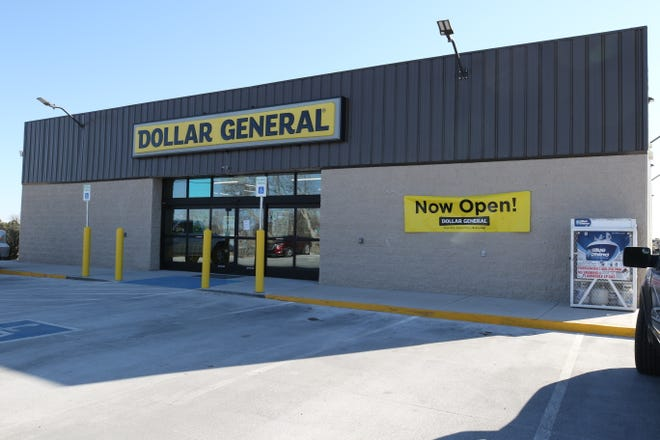A Dollar General store is open for business, Dec. 3, 2020 on Lea Street in Carlsbad.