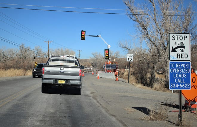 A San Juan County project to replace the bridge on County Road 5500 that crosses the San Juan River will go out to bid soon.