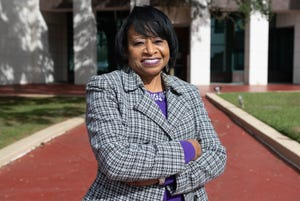 County Commissioner Carolyn Cummings at the Leon County Courthouse Tuesday, Dec. 3, 2020.