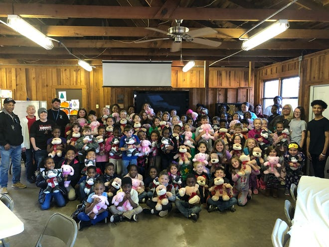 Petsmart will be continuing their holiday tradition of providing stuffed animals to Camp Fire children.
