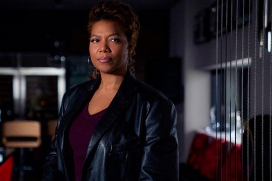 "Queen Latifah stars in ""The Equalizer."""