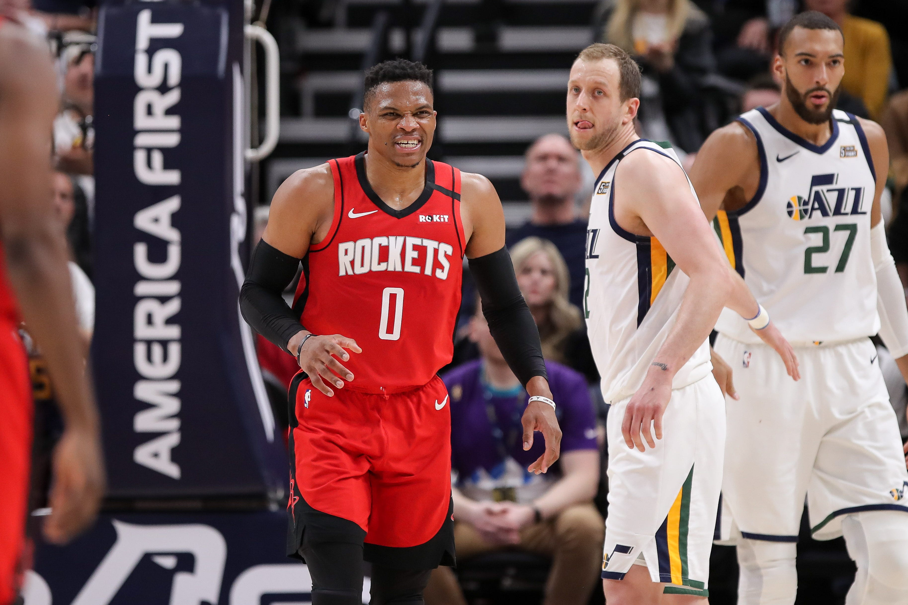 While parting with John Wall is hard, Wizards know getting Russell Westbrook is 'right thing'