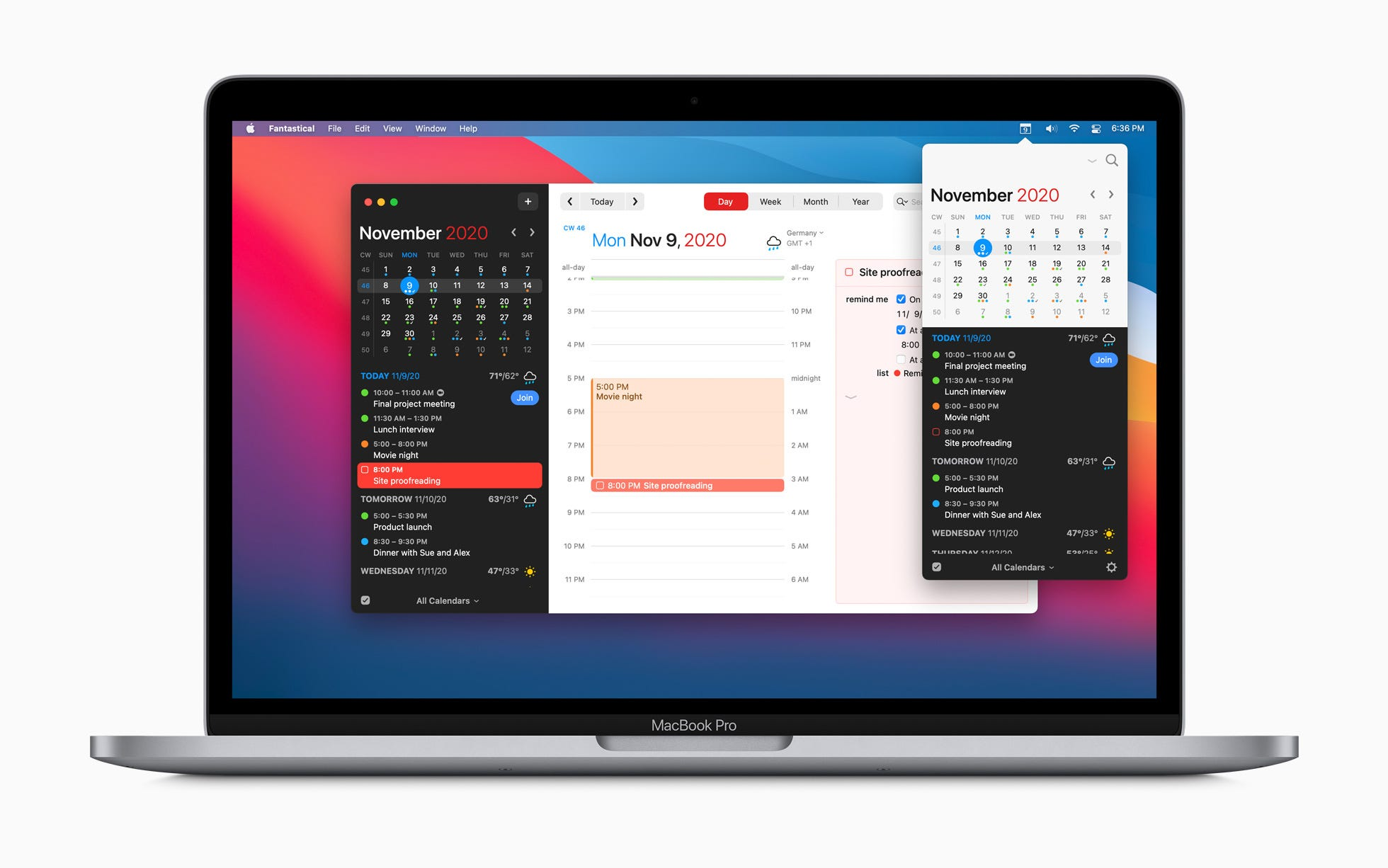 Fantasical is Apple s Mac app of the year, but would you pay $40 for a calendar?
