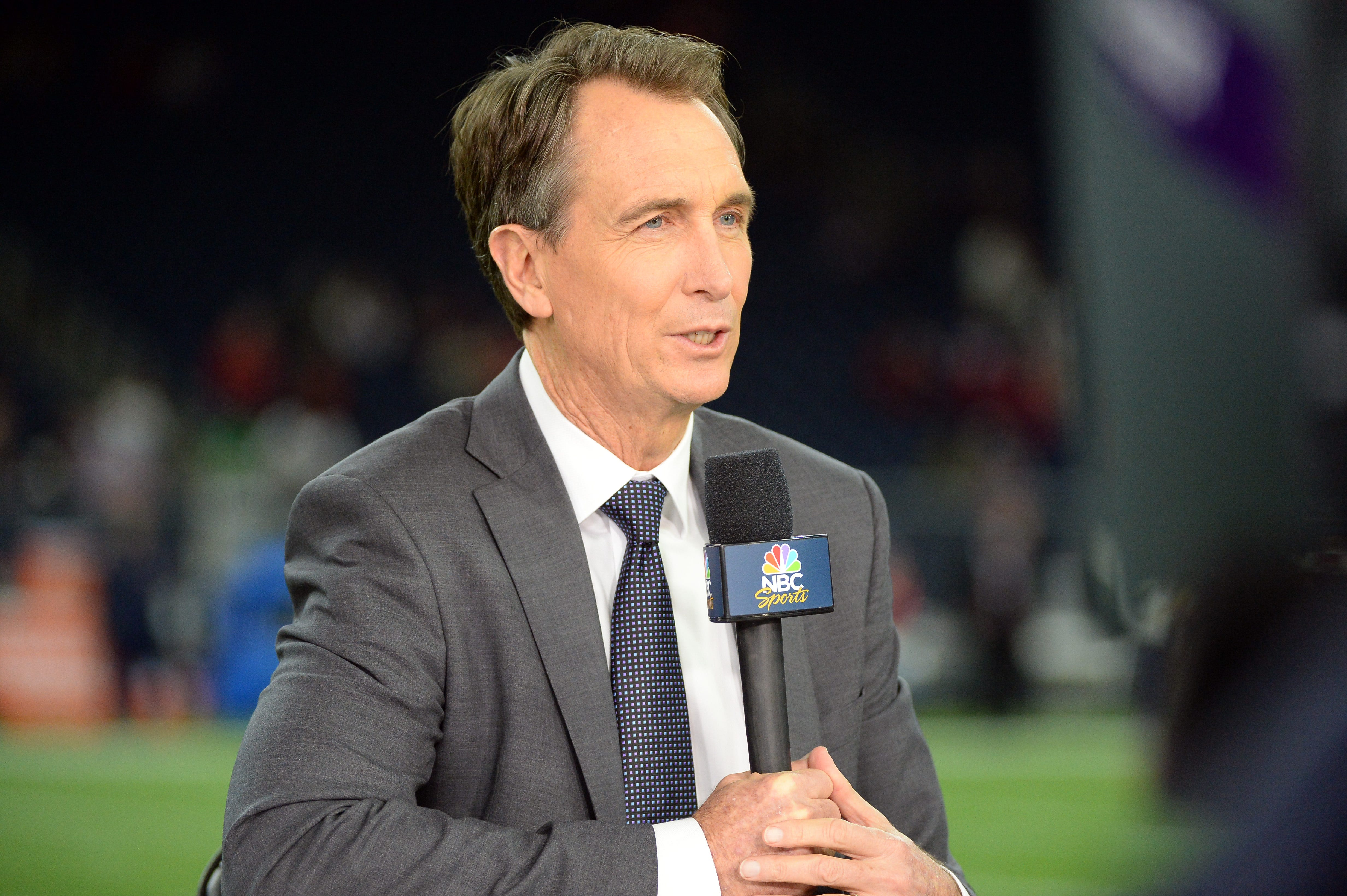 Cris Collinsworth apologizes for comment about being  blown away  by female fans  NFL knowledge