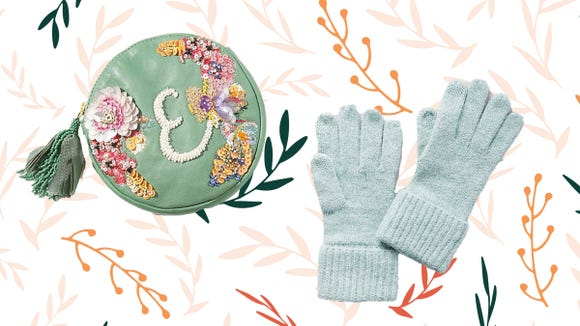 Snag winter-ready accessories on the cheap at Anthropologie this weekend.