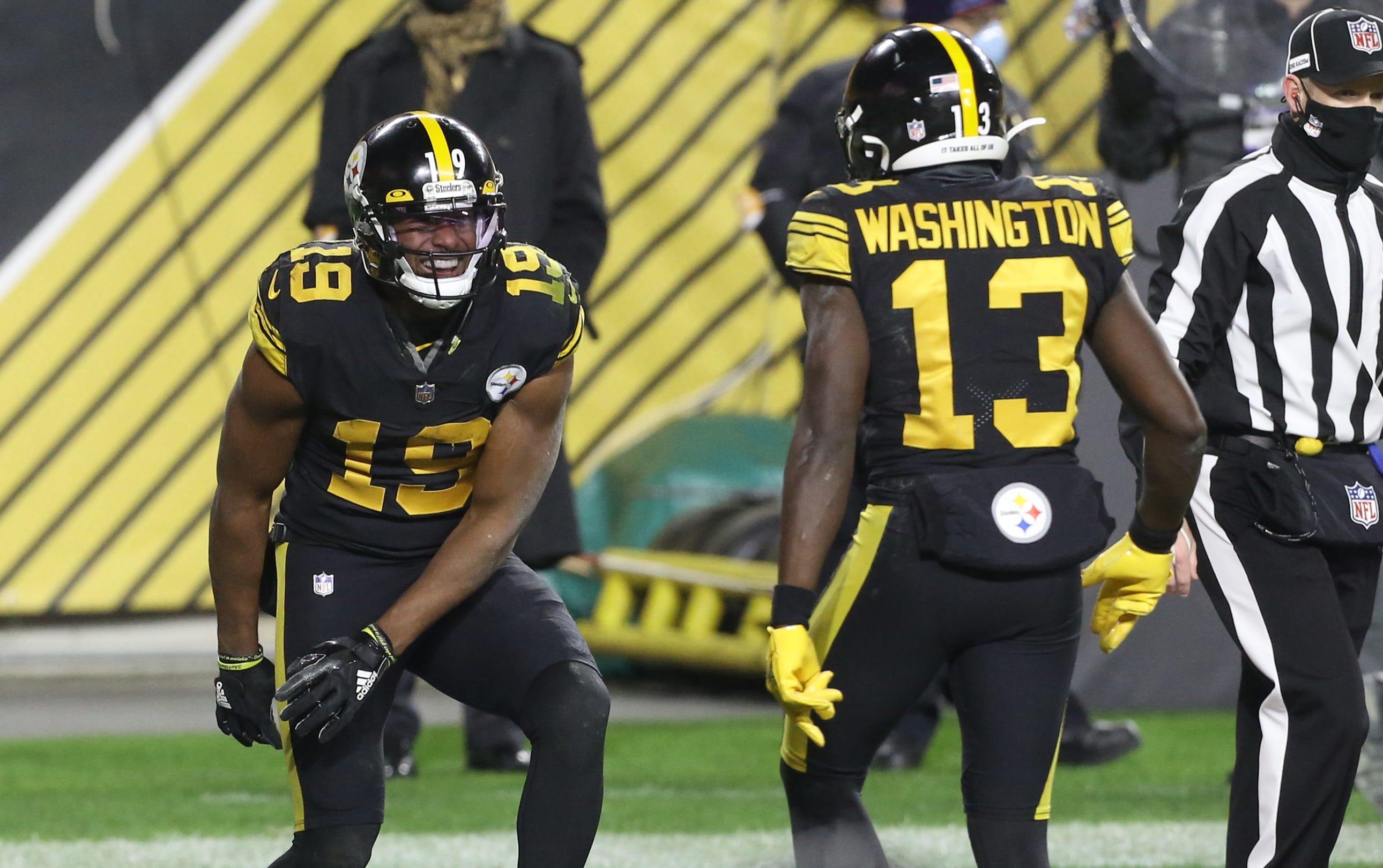 Winners and losers from Steelers  19-14 victory over Ravens in rare NFL Wednesday game