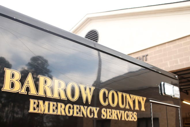 Two people died in a Barrow County house fire.