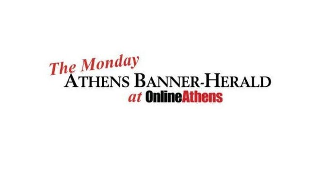 Logo for OnlineAthens Monday edition