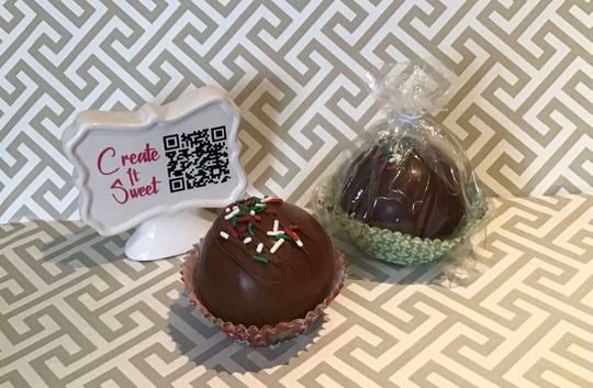 Create It Sweet is selling flavors like chocolate cocoa, salted caramel and red velvet cocoa.
