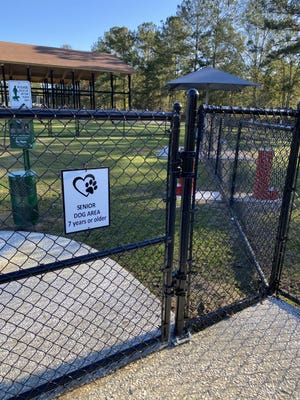 The new Hardeeville dog park is now open to the public.