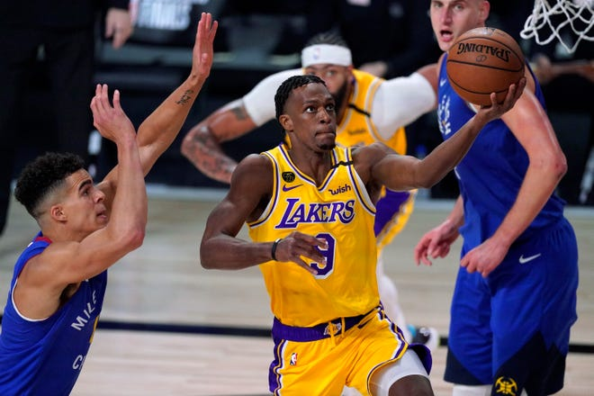 Rajon Rondo is not done as a player, which he proved last year with a dynamic playoff performance that helped the Lakers capture their 17th NBA title.