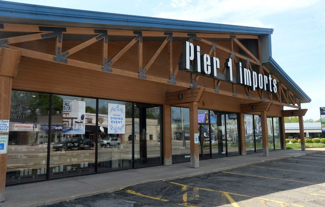 The Lake Erie College of Osteopathic Medicine has paid $850,000 to buy the Pier 1 Imports building at 5666 Peach St. near the Millcreek Mall in Millcreek Township, shown in May. The store closed in a nationwide bankruptcy.