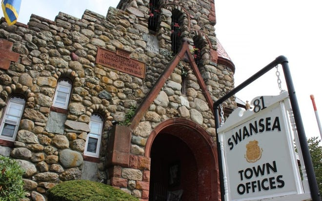 Swansea's Town Meeting drew a small crowd of about 30 voters.