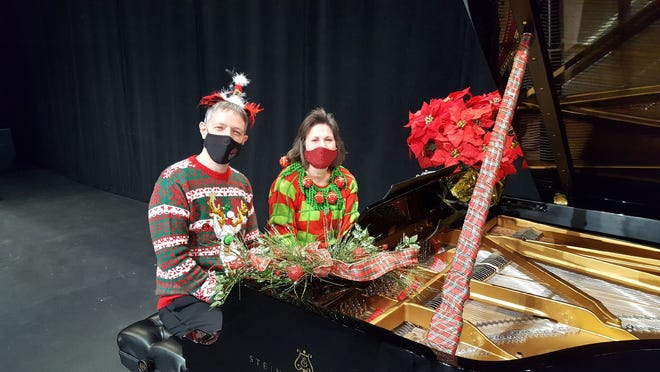 NBSO Music Director Yaniv Dinur and South Coast Chamber Artistic Director Janice Weber invite the public to its Holiday Pops family concert.