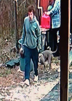This image of the suspect was captured on a nearby surveillance system. If this individual is spotted, please do not approach. Dial 911 immediately, WCSO said.