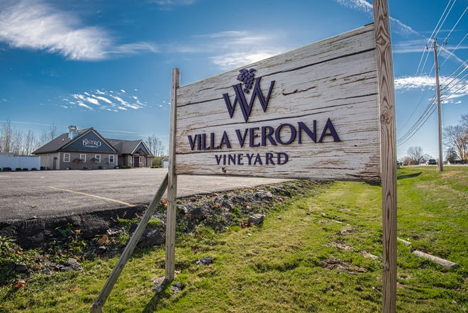 Villa Verona Vineyard and Bistro is celebrating its sixth anniversary from Dec. 11 to Dec. 13 in Verona.