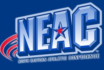 North Eastern Athletic Conference logo