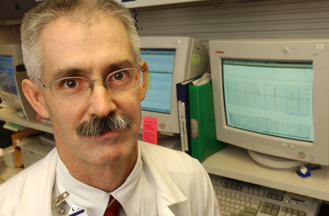 Dr. Stephen R. Carr (pictured), of Women & Infants Hospital, and Dr. Francois I. Luks, of Hasbro Children's Hospital, partnered 20 years ago to correct twin-to-twin transfusion syndrome.
