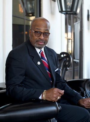 Hector McDaniel is the president-elect of the Stark County NAACP and will be sworn in sometime in January.