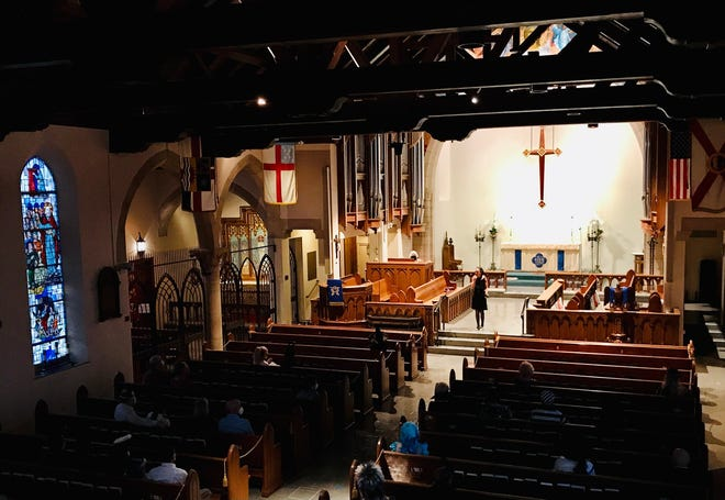 Church of the Redeemer in Sarasota is working on improving its digital ministry.
