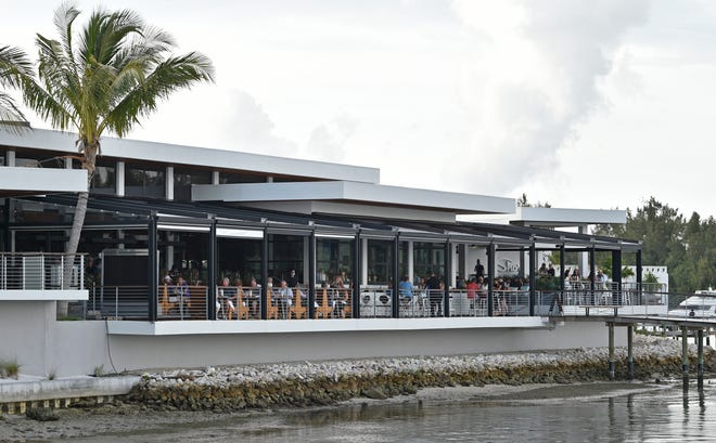 Shore restaurant located at 800 Broadway St, on Longboat Key.